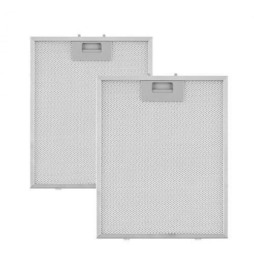 Klarstein aluminiowy filtr przeciwtłuszczowy 23,8 x 31,8 cm filtr zapasowy osprzęt