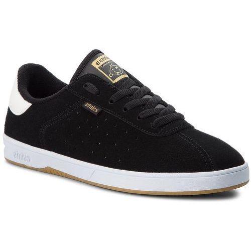 Sneakersy ETNIES - The Scam 4101000462 Black/White/Gum, w 6 rozmiarach