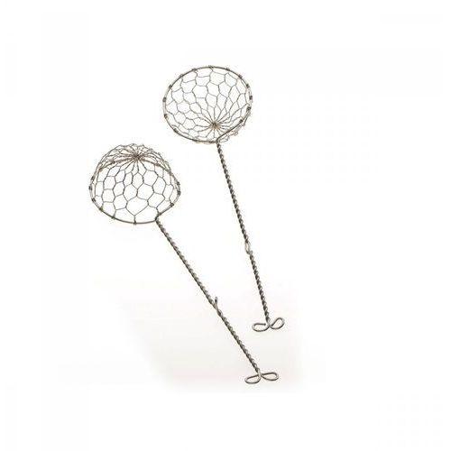 Kela Zestaw łyżek do fondue 6x22,5 cm srebrny