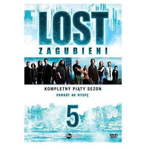 Lost: Zagubieni. Sezon 5 (5DVD) (7321917502085)