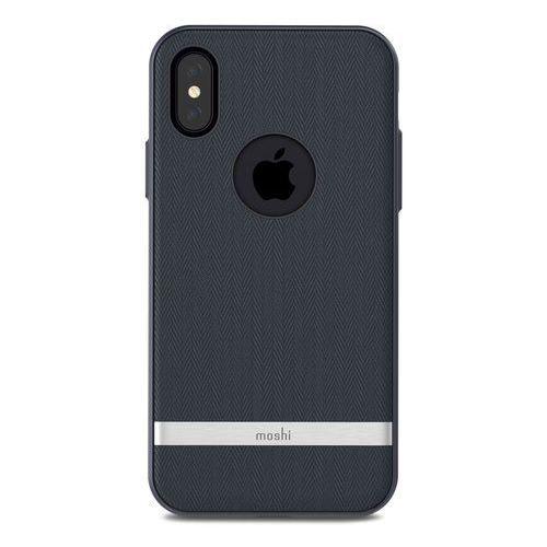 Moshi vesta - etui iphone x (bahama blue)