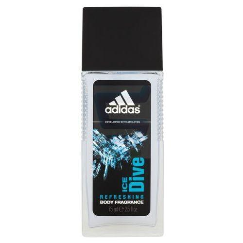 Adidas  ice dive dezodorant w szkle 75ml - coty
