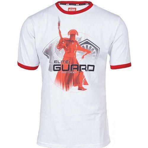 Good loot Koszulka star wars elite guard (rozmiar l) biało-czerwony + zamów z dostawą jutro!