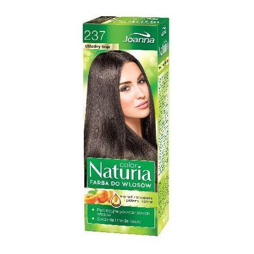 Joanna Naturia Color Farba do włosów nr 237-chłodny brąz 150g