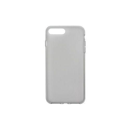 Apple iPhone 7 Plus - etui na telefon FLEXmat Case - czarny, kolor czarny