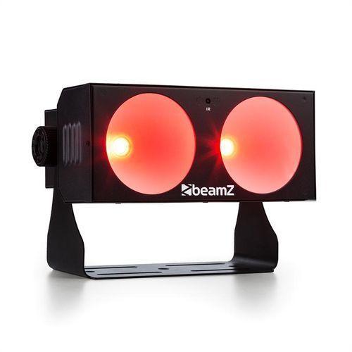 beamZ LUCID 1.2 Efekt świetlny 2x 10 W COB LED