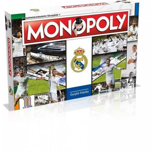 Winning moves Monopoly real madryt (5036905002370)