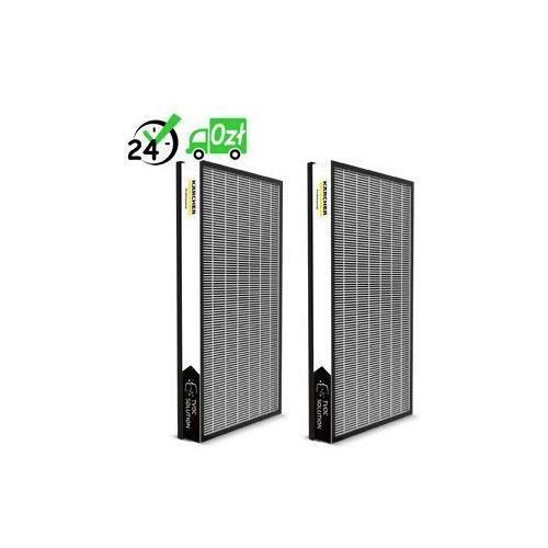 Filtr TVOC (2szt) do oczyszczacza powietrza Karcher AF100 DORADZTWO => 794037600, GWARANCJA 2 LATA, DOSTAWA OD RĘKI!