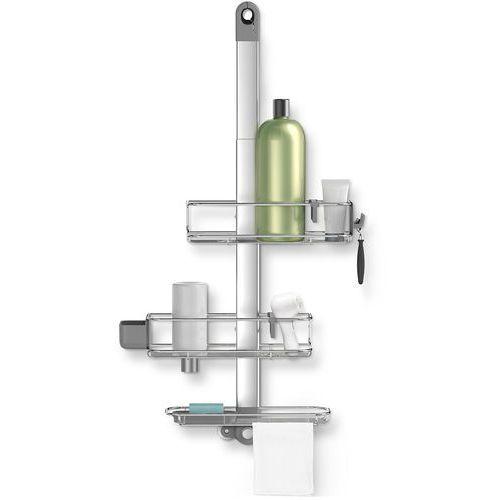 Simplehuman Koszyki na akcesoria pod prysznic regulowane (bt1099) (0838810017662)