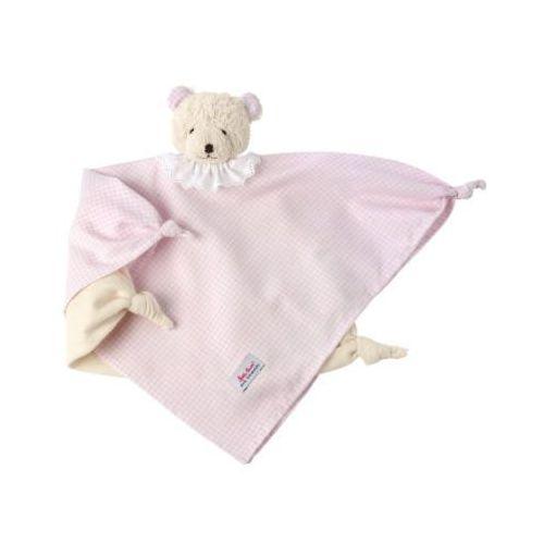 KÄTHE KRUSE Vichy Szmacianka-przytulanka Miś kolor różowy (4030936260229)