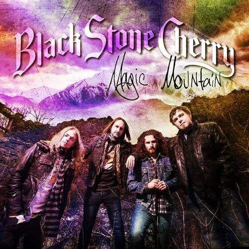 Warner music / roadrunner records Magic mountain - black stone cherry (płyta cd) (0016861758028)