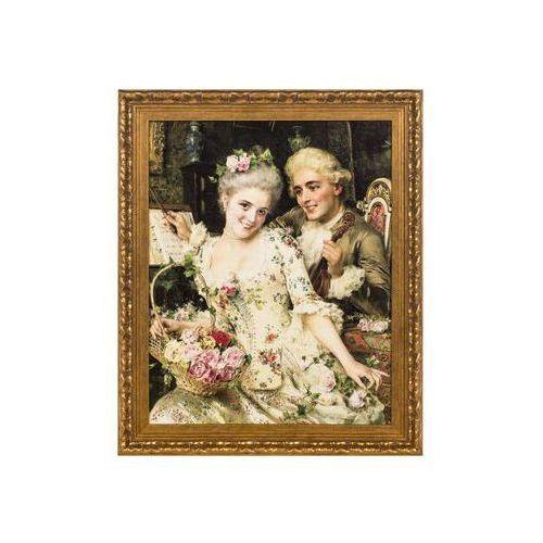 Nielsen Obraz federico andreotti z bukietem kwiatów 48 x 58 cm
