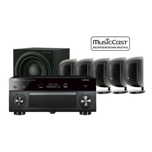 musiccast rx-a2080 + 5 x m-1 + asw 610 marki Yamaha