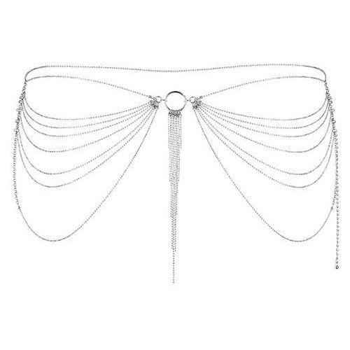 Niezwykła ozdoba pas z łańcuszków -  magnifique waist jewelry srebrny marki Bijoux indiscrets