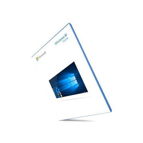 Microsoft Windows 10 home, naklejka z kluczem (coa) 32/64 bit