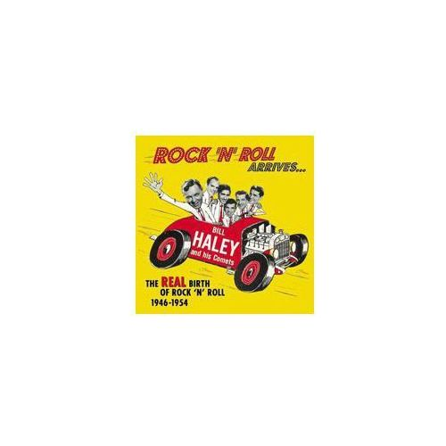 The rock'n'roll arrives.. marki Bear family records