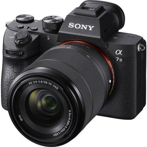 Sony Alpha A7 III. Najniższe ceny, najlepsze promocje w sklepach, opinie.