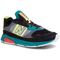 Sneakersy - msxrchnp czarny niebieski, New balance, 40.5-47.5