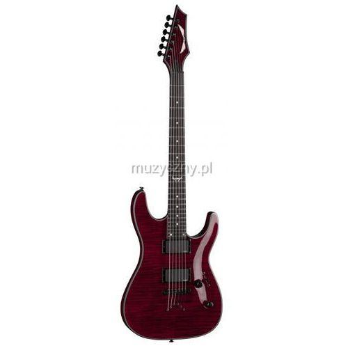 Dean Custom 450 Flame Top EMG SC - gitara elektryczna