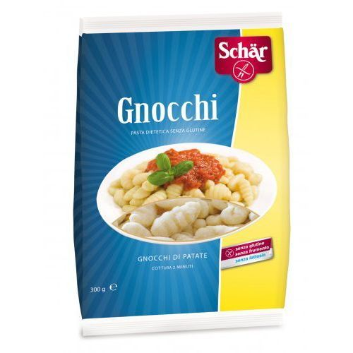 Bezglutenowe Gnocchi, włoskie kopytka 300g Schar