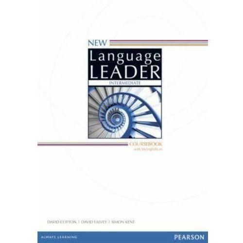 New Language Leader Intermediate. Podręcznik + MyEnglishLab, oprawa miękka