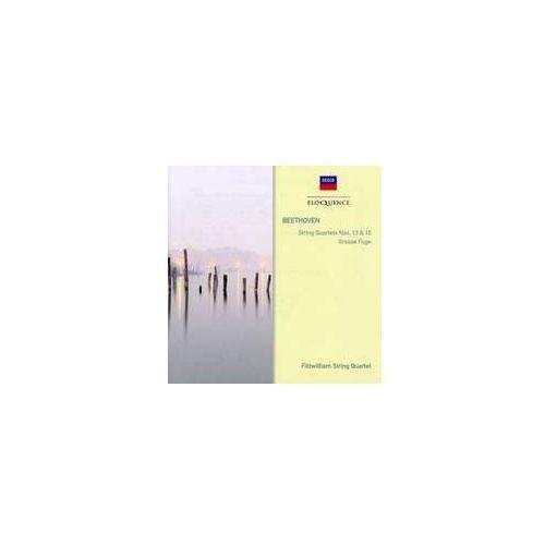 Australian eloquence Streichquartette 13 + 15 / gr