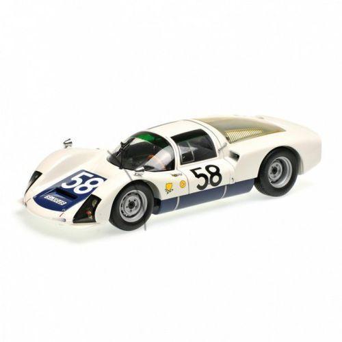 Minichamps Porsche 906k #58 klass/stommelen 24h le mans 1966 - darmowa dostawa!!! (4012138131149)