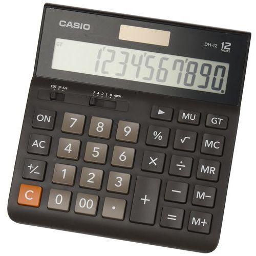 Kalkulator dh-12 bks marki Casio