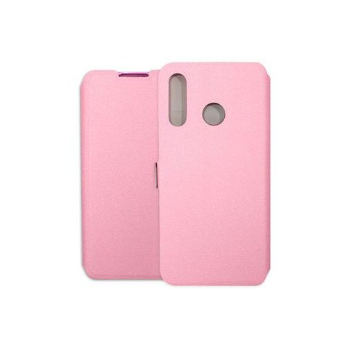 Etuo wallet book Huawei p30 lite - etui na telefon wallet book - różowy