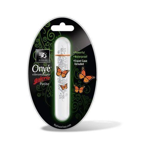B3 onye - wibrator zdobiony - galerie petite butterfly marki Big teaze toys
