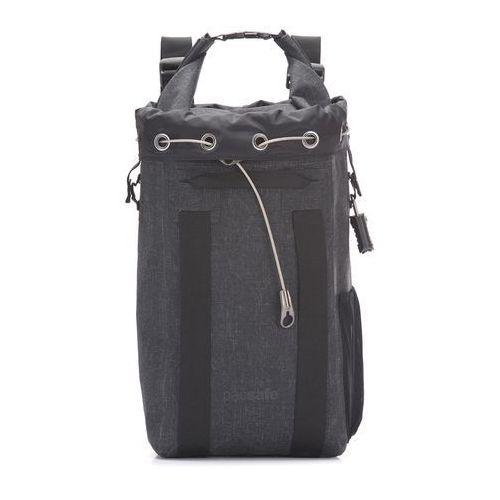 Plecak sejf podróżny dry 15l grafitowy - grafitowy marki Pacsafe