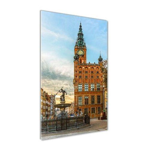 Foto obraz akrylowy do salonu Gdańsk Polska