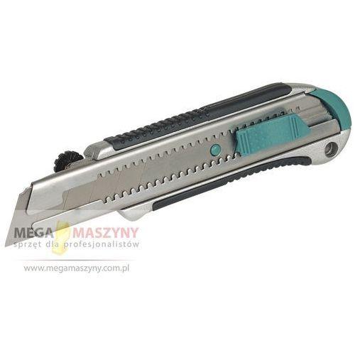 WOLFCRAFT Nóż metalowy z odłamywanym ostrzem Profesjonalny z kategorii Noże