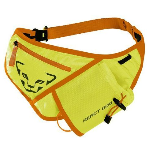 Pas biegowy REACT 600 - FLUO YELLOW/ GENERAL LEE