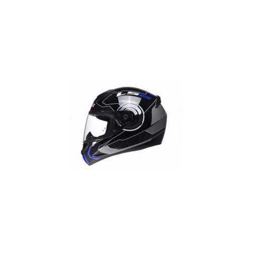 KASK LS2 FF352 ROOKIE ATMOS BLACK BLUE