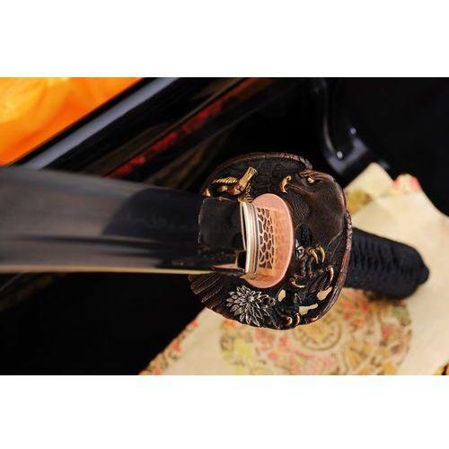 Kuźnia mieczy samurajskich Miecz samurajski katana maru do treningu, stal 1095, hartowany glinką, r778