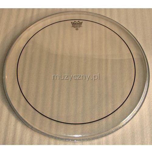 Remo PS-1322-00 Pinstripe 22″ przeźroczysty, naciąg perkusyjny