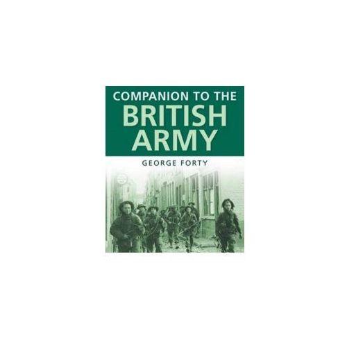 Companion to the British Army 1939-45 (9780752452401)