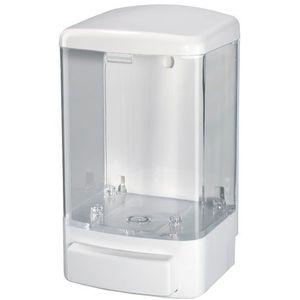 Dozownik do mydła w płynie 1 litr Bisk plastik przezroczysty, 5901487078023