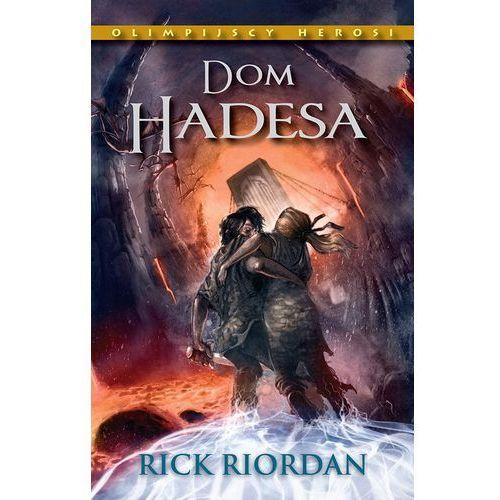 Dom Hadesa. Tom IV Olimpijscy herosi (ISBN 9788364297151)