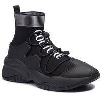 Sneakersy jeans couture - e0yubsi7 71196 899, Versace, 42-43