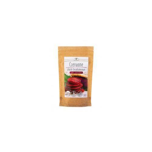 Pięć przemian Placki czerwone z burakiem i pasternakiem instant bezglutenowe 185 g