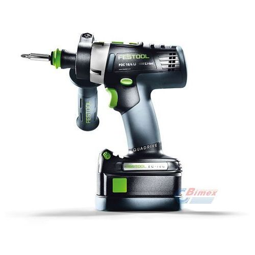 Festool PDC 18/4 LI 5.2 Plus