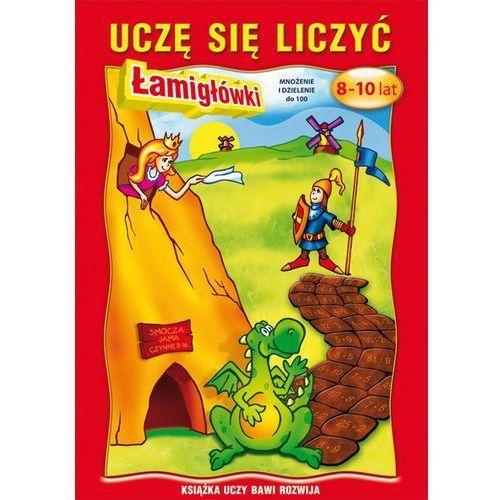 Uczę się liczyć 8-10 lat Łamigłówki - Guzowska Beata, Mroczek Jacek