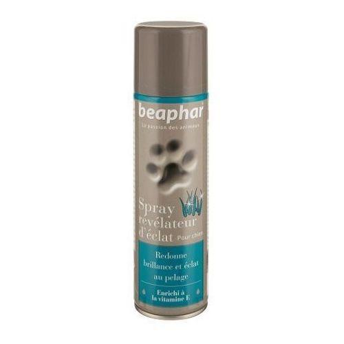Beaphar spray nabłyszczający z witaminą e dla psów 250ml