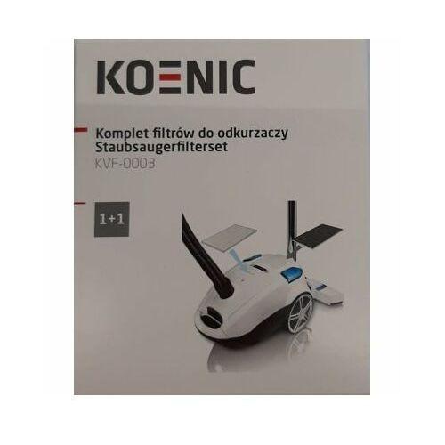 Filtry kvf-0003 marki Koenic