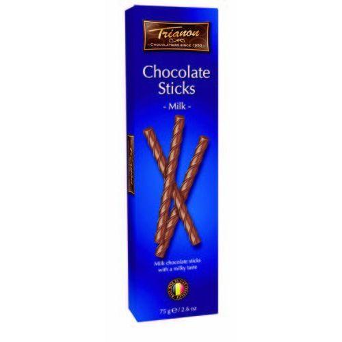 Trianon paluszki czekoladowe z mlecznej czekolady 75g (8711508501594)