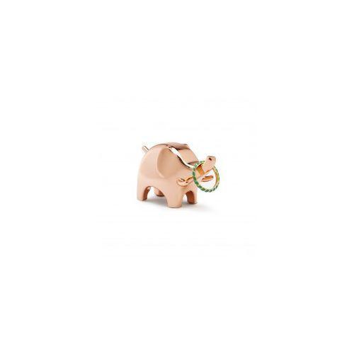 Wieszak na biżuterię anigram elephant miedziany marki Umbra