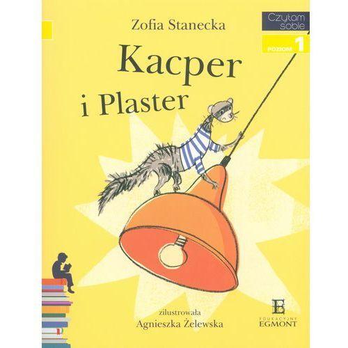 Czytam sobie. Poziom 1. Kacper i Plaster + zakładka do książki GRATIS (2014)