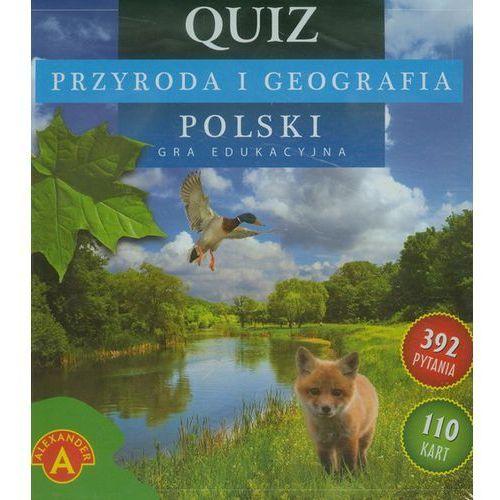 ALEXANDER Gra Quiz Przyroda i Geografia Polski (0517), GA-517 (190875)